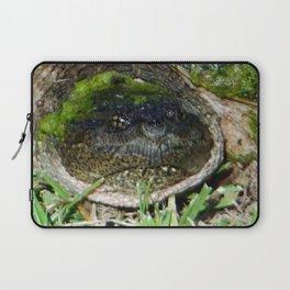Common Female Snapper Turtle  Laptop Sleeve