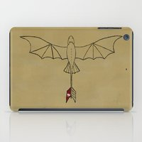 toothless iPad Cases featuring Toothless by Jozi