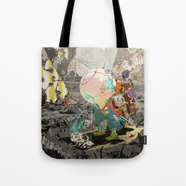 Not Alone Tote Bag