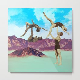 We Don't Need Wings to Fly Metal Print