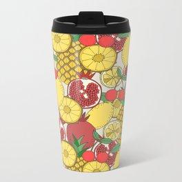 Fruit Metal Travel Mug