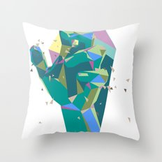 Break On Through To The Other Side Throw Pillow