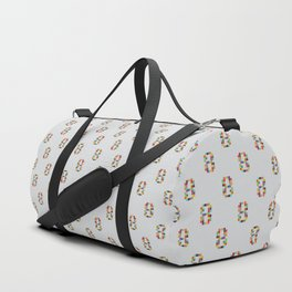 Eight Bit Duffle Bag