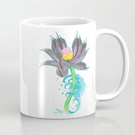 Pink Diamond Mech Lotus Coffee Mug