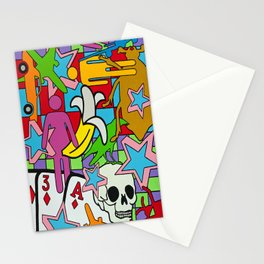"""""""Handed"""" Stationery Cards"""