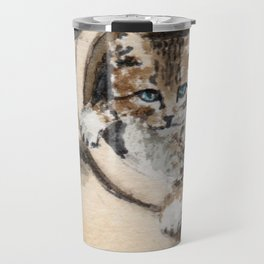 Sweet cat Travel Mug