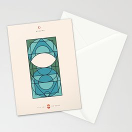 THE VEIL AND THE BEARD - Muslims - Woman Stationery Cards