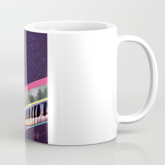 """Anything in Return"" by Tim Lukowiak Mug"