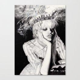 Existential Crisis Canvas Print