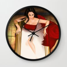 Pharaoh Wall Clock