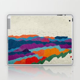 Landscape on Mars Laptop & iPad Skin