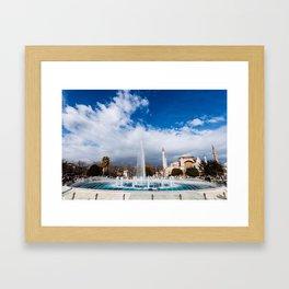 Sultanahmet  Framed Art Print
