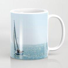 Morning sailing Mug
