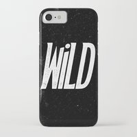 into the wild iPhone & iPod Cases featuring Wild by Josh LaFayette
