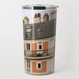 paris house Travel Mug
