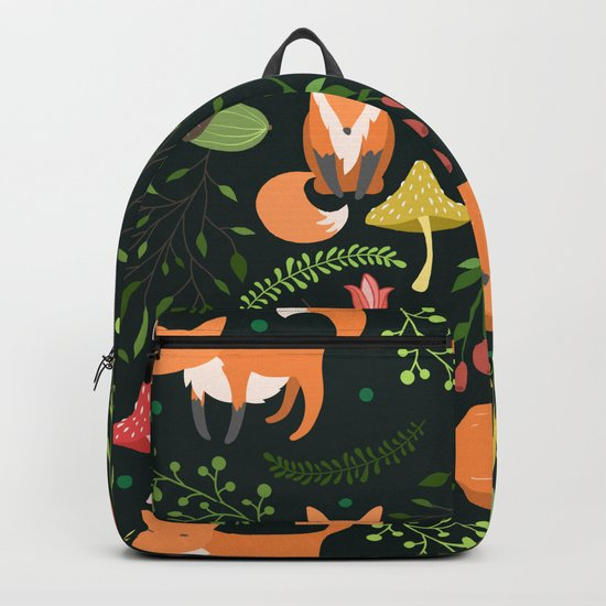 Foxes Backpack