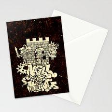 kill the king. Stationery Cards