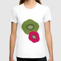 kiwi T-shirts featuring kiwi by HeartWork Brand
