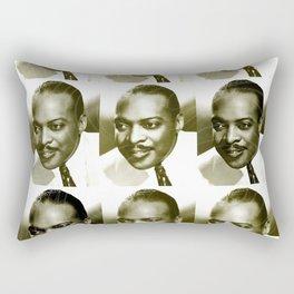 Jazz Heroes Series - Count Basie Rectangular Pillow