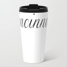 Cincinnati Travel Mug