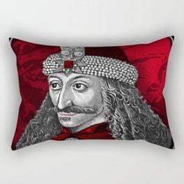 Vlad Dracula Gothic Rectangular Pillow
