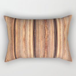 Weathered boards texture abstracts Rectangular Pillow