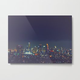 131 | los angeles Metal Print