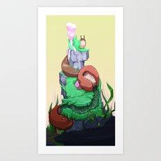 Aspiration Art Print