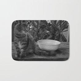 Feral Cat Bath Mat