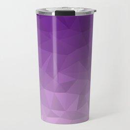 Purple Ombre - Flipped Travel Mug