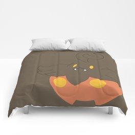 Pumpkaboo Comforters