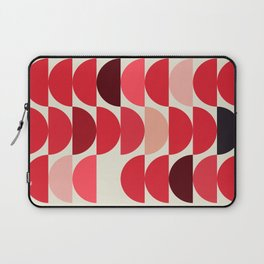 Red Bowls Laptop Sleeve
