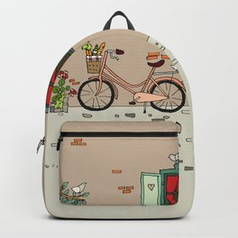 Benvenuto in Italia Backpack