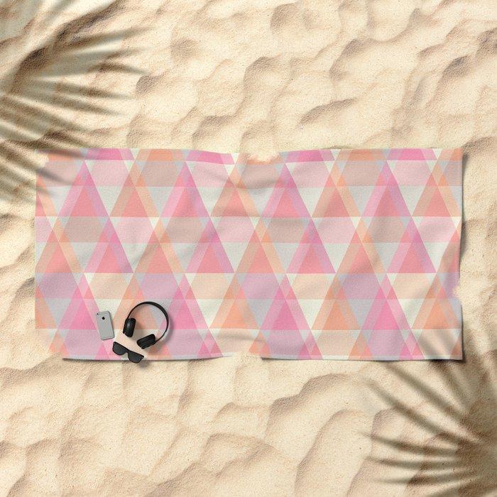 Pattern Beach Towel