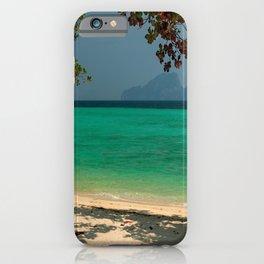 Paradise Found iPhone Case