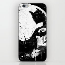 Dark Moon iPhone Skin