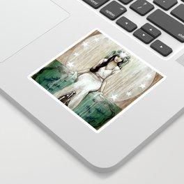 Swim Beyond Sticker