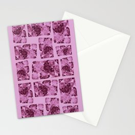 floral patchwork Stationery Cards