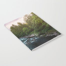 PNW River Run II - Pacific Northwest Nature Photography Notebook