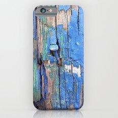 Blue Nail Slim Case iPhone 6s
