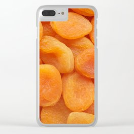 Dried apricots Clear iPhone Case