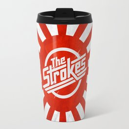 The Strokes Logo Welcome To Japan Travel Mug