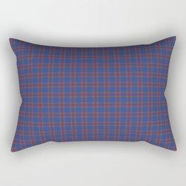 Elliot Tartan Plaid Rectangular Pillow
