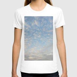 Blue Sky Photograph T-shirt