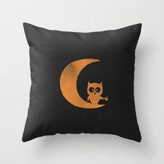 Caffeine FX Throw Pillow