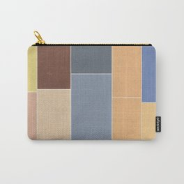 The Decay of Color Carry-All Pouch