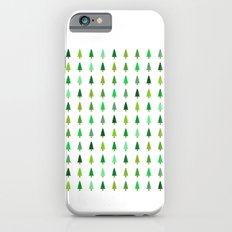 99 trees, none of them a problem iPhone 6s Slim Case