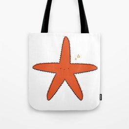 Cute Star Tote Bag