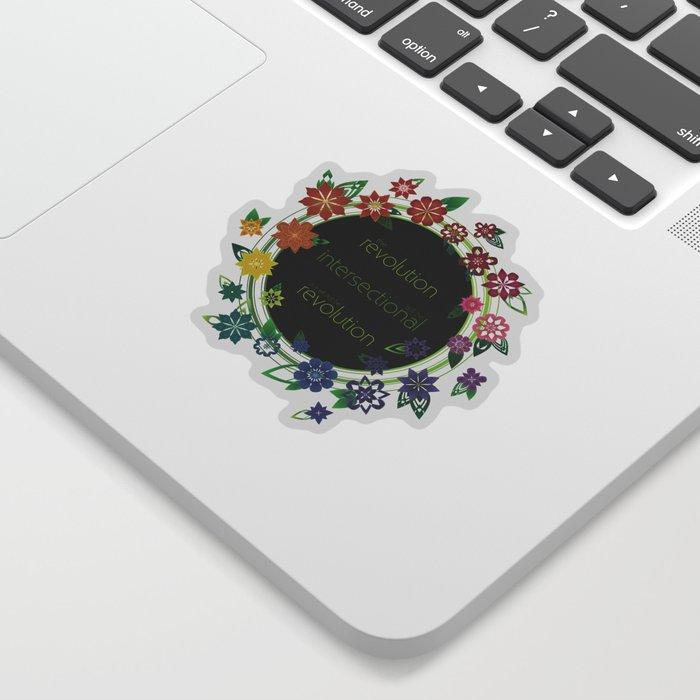 Revolution Sticker