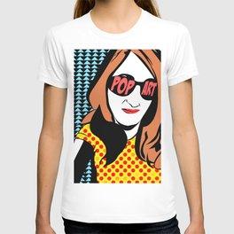 Pop Art Is Where It's At T-shirt